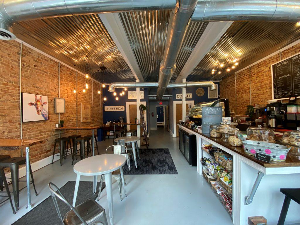 Huntersville Main Street Coffee & Coworking